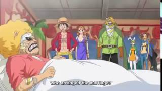 One Piece Episode 765  Pekoms Talks About Germa 66  + Preview Ep 766 ENG SUB