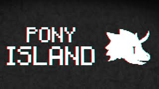 PONY ISLAND - Full Playthrough - Game About Ponies