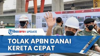 Proyek Kereta Cepat Jakarta-Bandung akan Didanai APBN, Fraksi PKS Tak Setuju, Ini 3 Alasannya