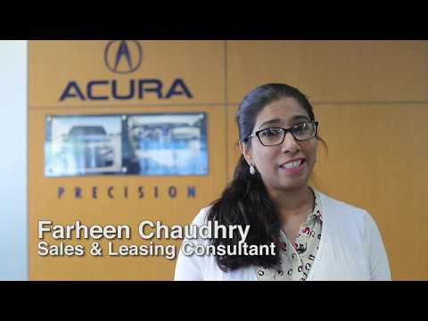 Sales & Leasing Consultant Farheen   Chaudhry