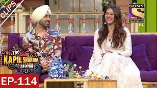 Kapil Introduces Diljit Dosanjh and Sonam Bajwa - The Kapil Sharma Show - 17th Jun, 2017