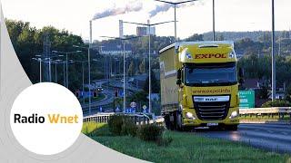 Barański: Francuscy kierowcy odmówili pracy. Gdyby nie polscy, łańcuchy towarów zostałyby przerwane