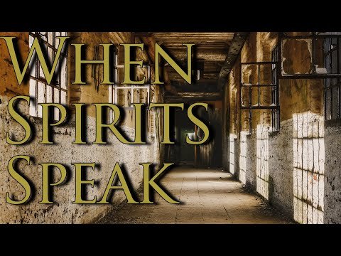 When Spirits Speak: Haunted Underground City