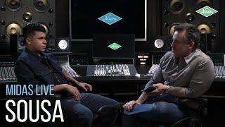 Midas Live #01   Sousa