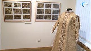 Две новые выставки начали работу в новгородском музее-заповеднике