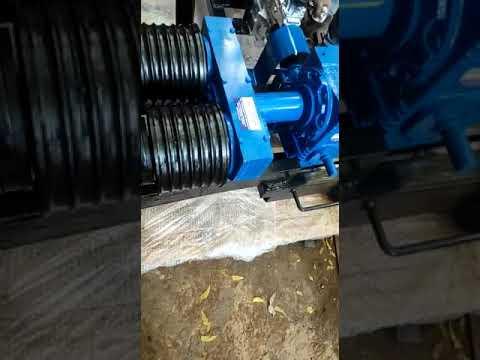 Double Capstan Winch Machine 5 MT