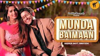 Munda Baimaan - Madhur Dhir | Gima Ashi | Apna   - YouTube