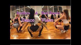 Te Guste    Jennifer Lopez & Bad Bunny (Official Dance Video) So Nice