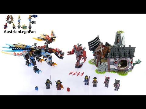 Vidéo LEGO Ninjago 70627 : La forge du dragon