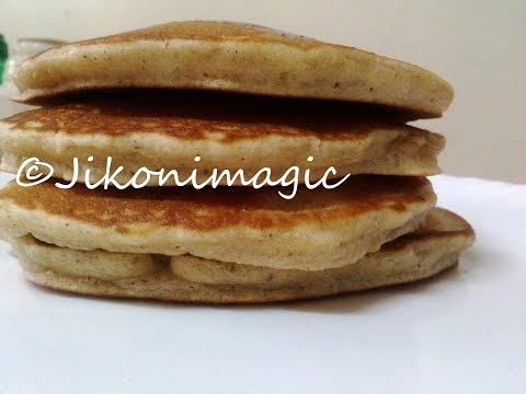 How to Make The Lightest and Fluffiest Pancakes – Jikoni Magic