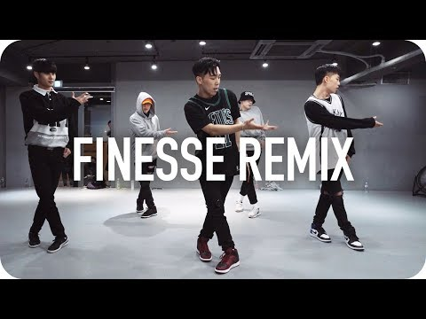 Finesse Remix - Bruno Mars / Koosung Jung Choreography Mp3
