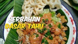 6 Kuliner Khas Indonesia yang Terbuat dari Tahu, Mulai Kupat Tahu hingga Sega Lengko