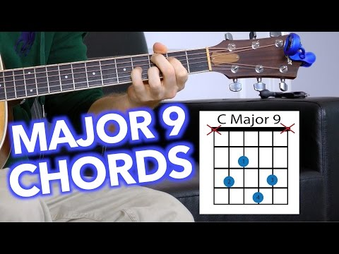 Guitar Stuff: All You Need to Know About Major 9 Chords | Music News ...