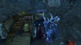 Disturbing the Past   Legion Balance Druid Artifact Questline