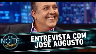 The Noite (101114)    Entrevista Com José Augusto