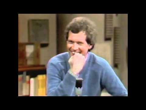 Hank Aaron on Late Night With David Letterman, 1982