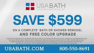 USA Bath Summer Sales 2018