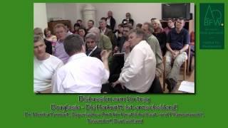 preview picture of video 'Diskussion zum Vortrag Douglasie - Die Herkunft ist entscheidend!'