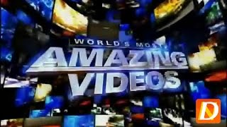 Os Videos Mais Incríveis Do Mundo -  Dublado - DVD2