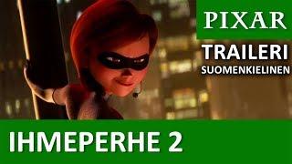 Ihmeperhe 2 -trailer
