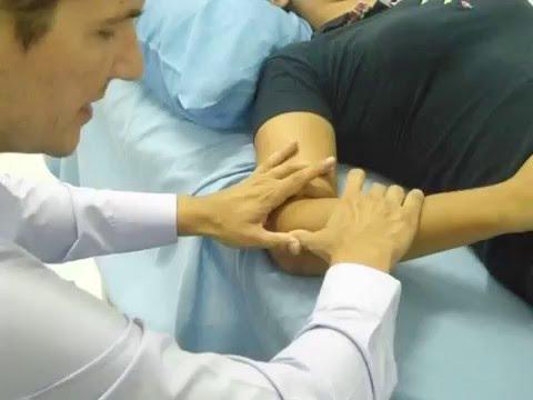 Tratați articulația cotului