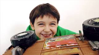 ЧЕРЕПАШКИ НИНДЗЯ в плену у ШРЕДДЕРА ЯРИК спешит на помощь Видео для детей