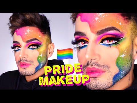 MAKEUP PRIDE 🏳️🌈 LGBTQ+ | Victor Nogueira