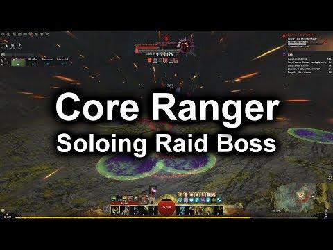 Solo Cairn The Indomitable NO SPEC RANGER  |  Guild Wars 2