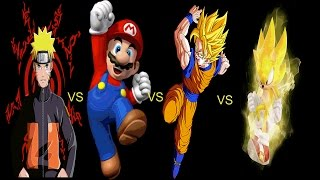 Super Smash Flash Goku Vs Naruto Free Video Search Site Findclip