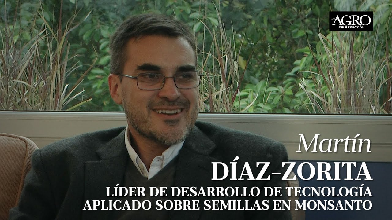 Martín Díaz-Zorita - Quién es Quién en Comunicándonos en Diario Agroempresario