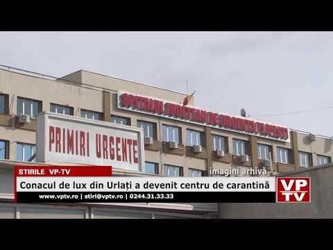 Conacul de lux din Urlați a devenit centru de carantină