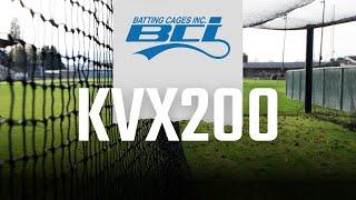 Batting Cages- KVX200
