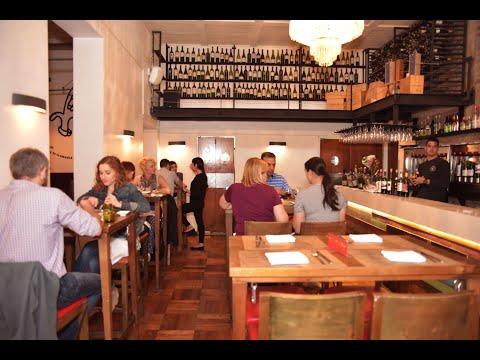 Bocanáriz Vino Bar en Santiago