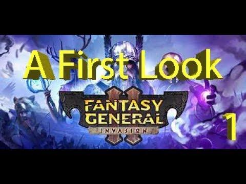Trailer de Fantasy General II Hero Edition