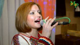 Поет Эльвира Токташева на Мари пати 25 02 2017