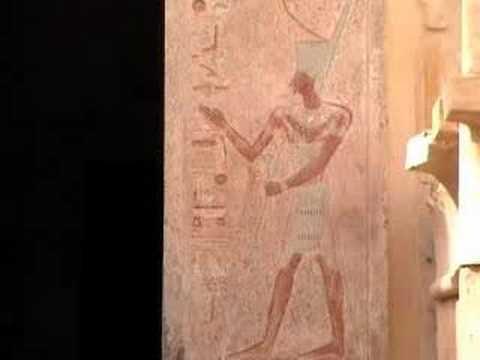 Hatshepsuts Temple - Luxor, Egypt