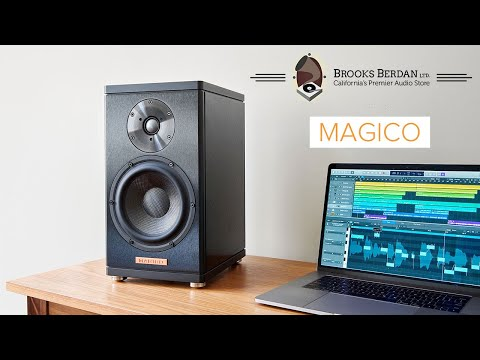 External Review Video kyIClNRjYps for Magico A1 Bookshelf Loudspeaker