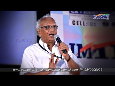 Communication Skills  | V Viswanadham | TELUGU IMPACT Hyd 2014