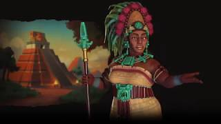 VideoImage2 Civilization VI - Maya & Gran Colombia Pack