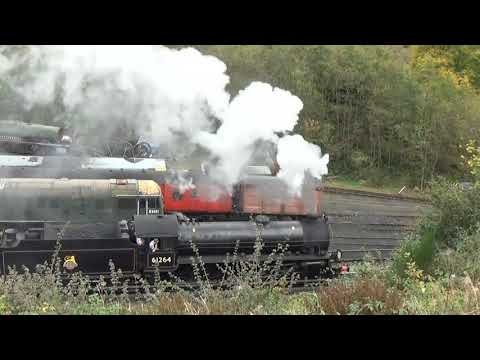The North Yorkshire Moors Railway 'Railways at War' Weekend …