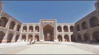 Visite por todos os ângulos Registan, no Uzbequistão