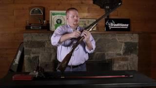 St  Louis Hawken Rifle Kit  50 Cal Percussion KRC52408