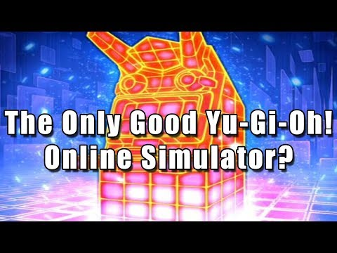 The Only Good Yu-Gi-Oh! Online Simulator?