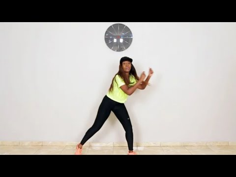 Afrobeats Dance Workout – 20 Minutes Fat Burning Workout