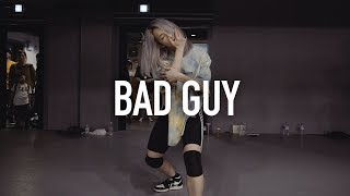Bad Guy   Billie Eilish  Mina Myoung Choreography