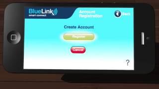 Braeburn BlueLink Smart Connect App - Thermostat Model 7320 Registration