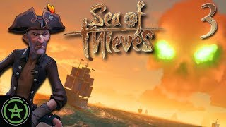 Let's Play - Sea of Thieves - Skeleton Fort Scallywags (#3)