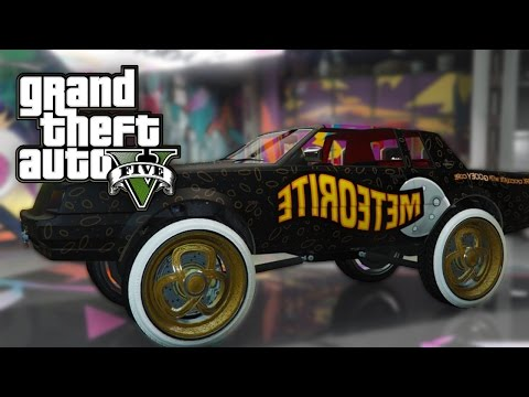 "GTA 5 DLC - NEW ""FACTION DONK"" Fully Customized In GTA 5 Online! - DLC Car Customization Guide!"