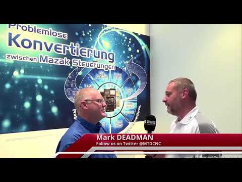 MazaCAM interview at EMO 2017