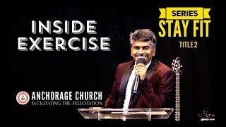 Inside Exercise | Stay Fit Series | Anchorage Church